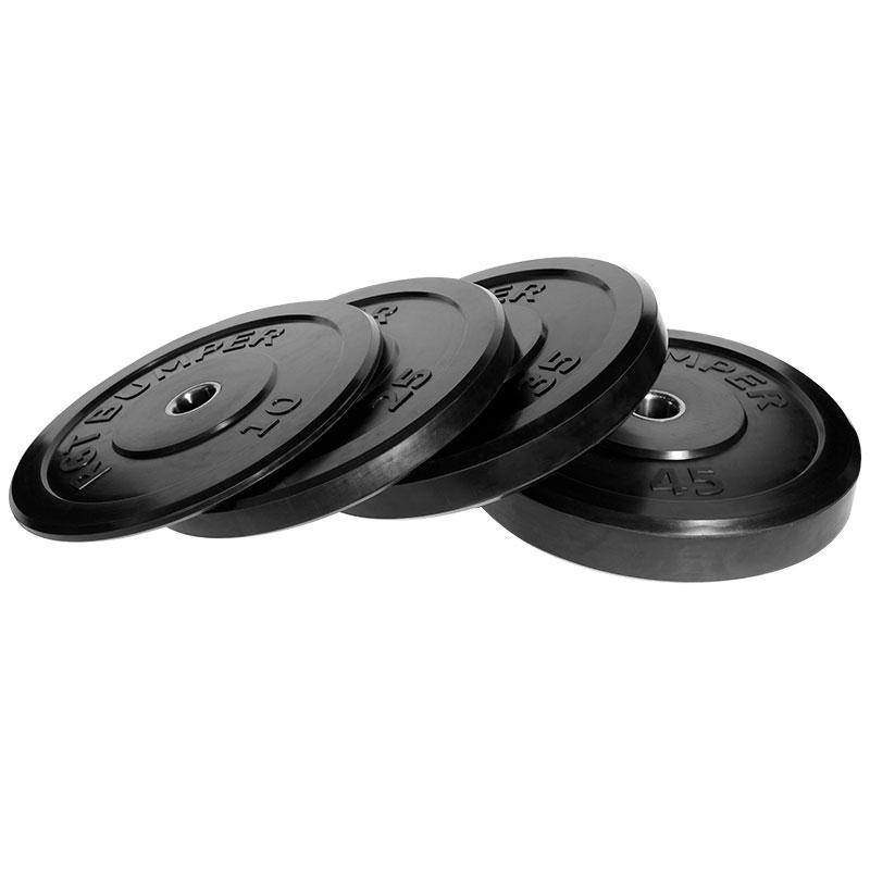 二英寸5CM大孔徑橡膠盤 10-45LB